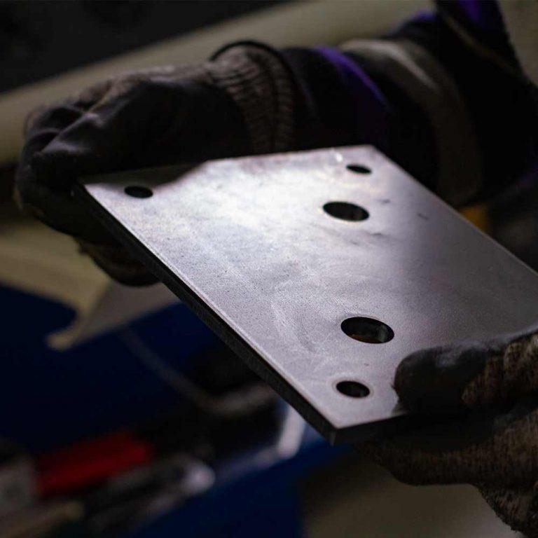 métal découpe industrielle